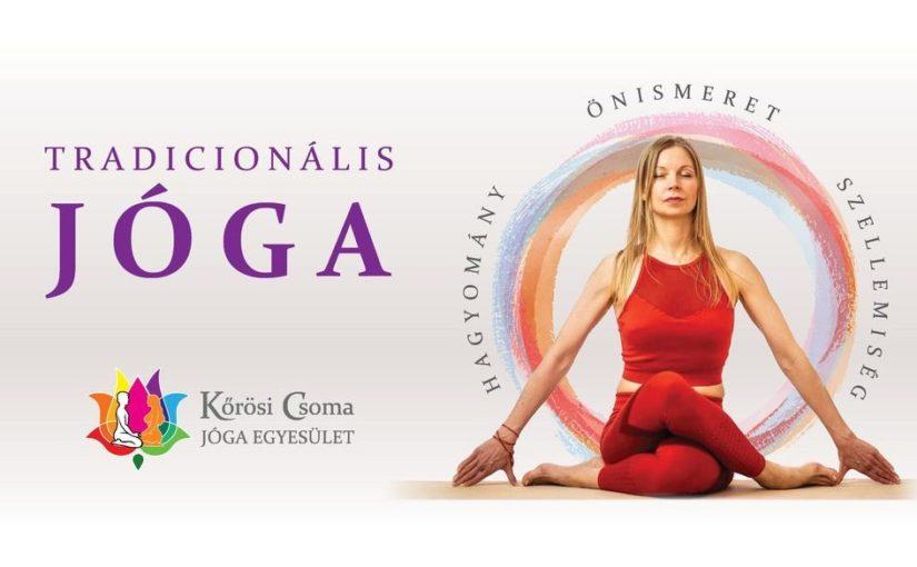 Tradícionális jóga kurzus szeptembertől szerdánként