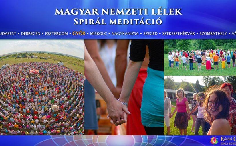 Magyar Nemzeti Lélek Spirál Meditáció