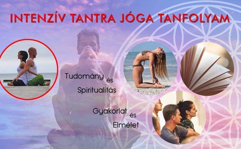 Új Tantra Jóga Tanfolyam