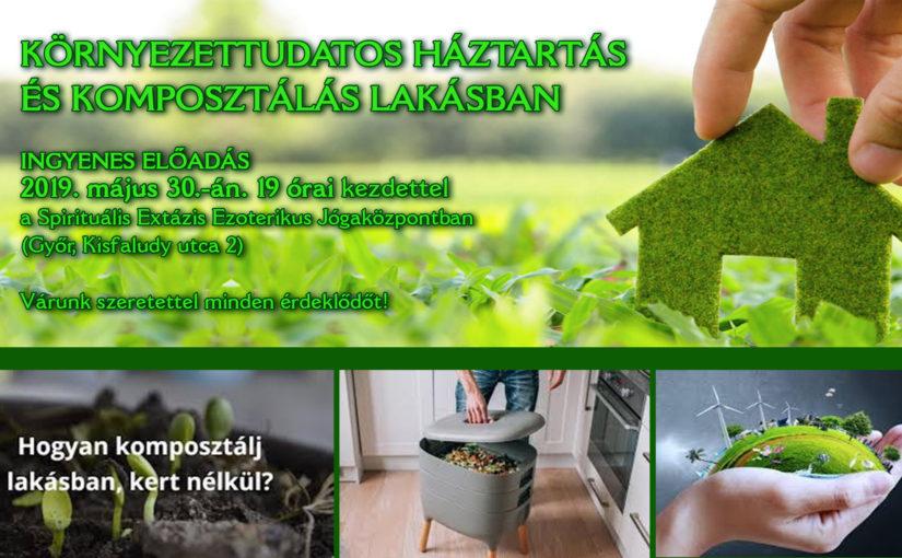 [Elmarad] Környezettudatos háztartás és komposztálás lakásban