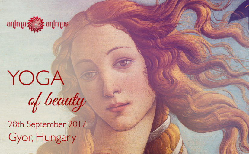Yoga of beauty workshop